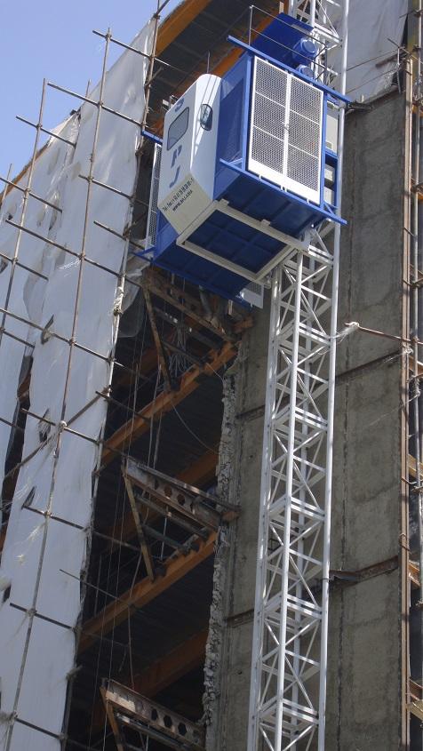 آسانسور کارگاهی اس پی جی
