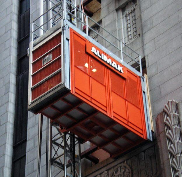 آسانسورکارگاهی spj