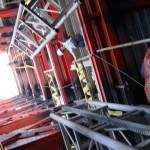 نمونه پروژه آسانسور کارگاهی